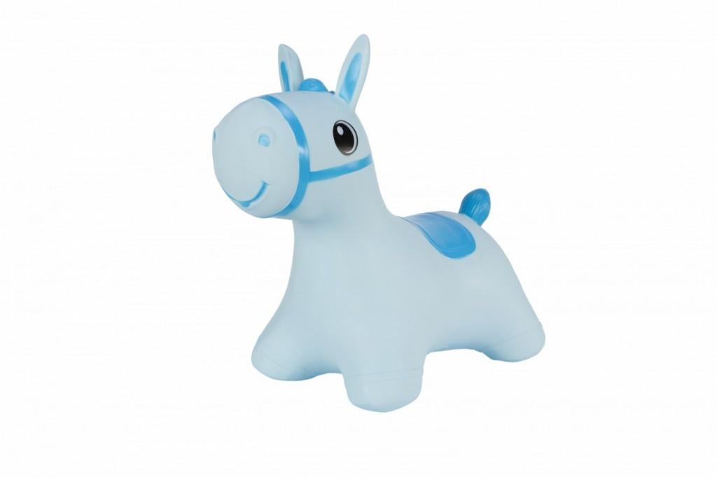 Jumper horse blue