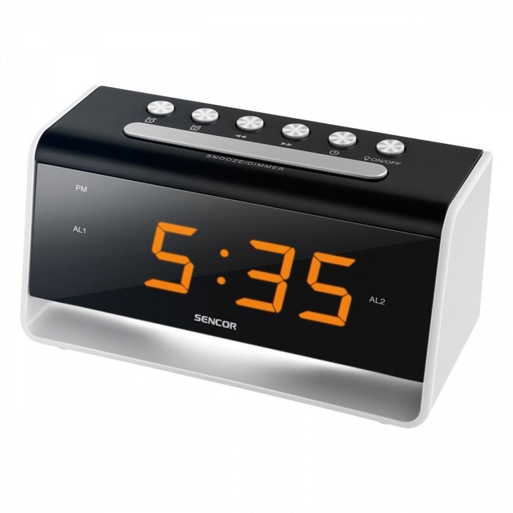 Alarm Clock SDC 4400 LED