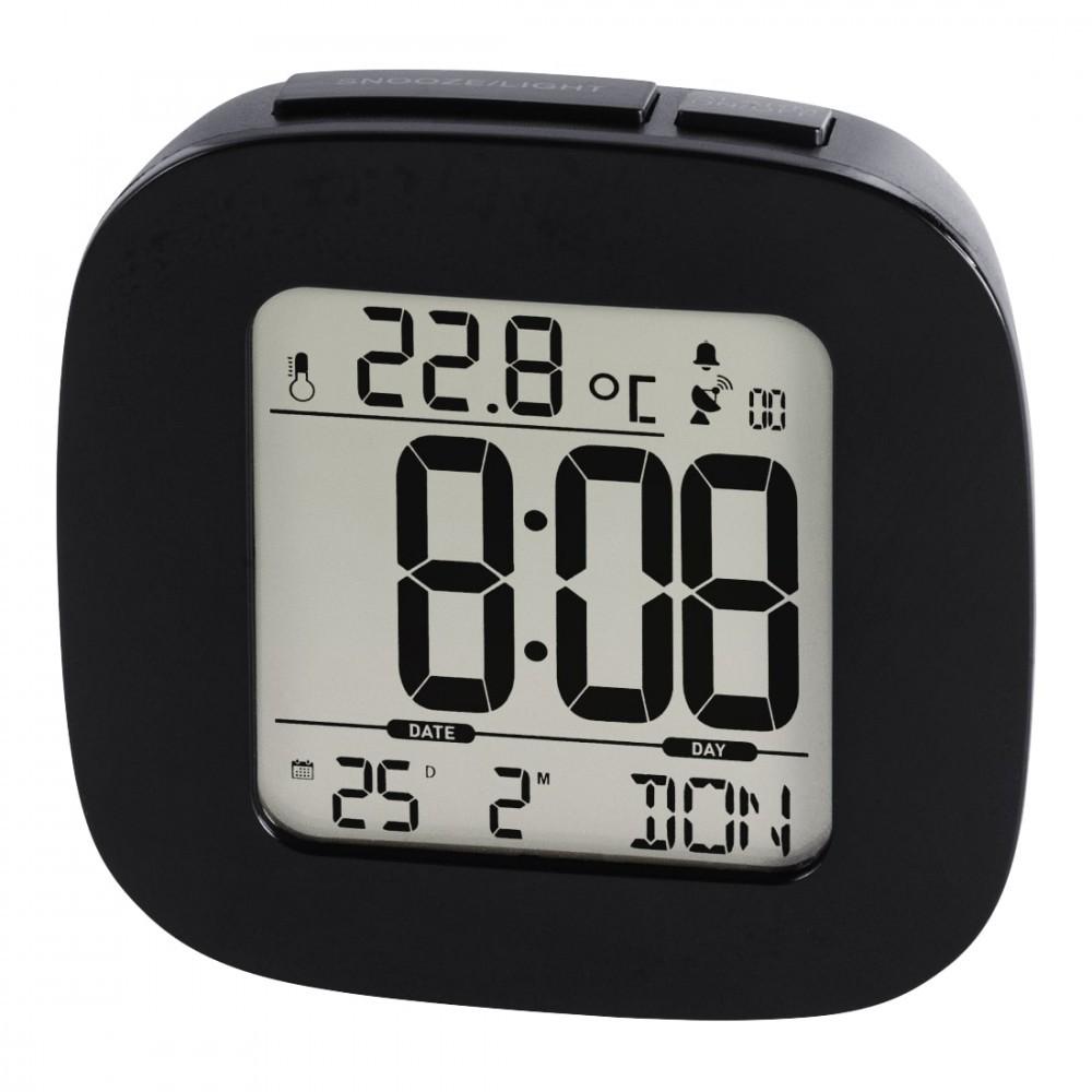 Radio alarm clock RC45 black