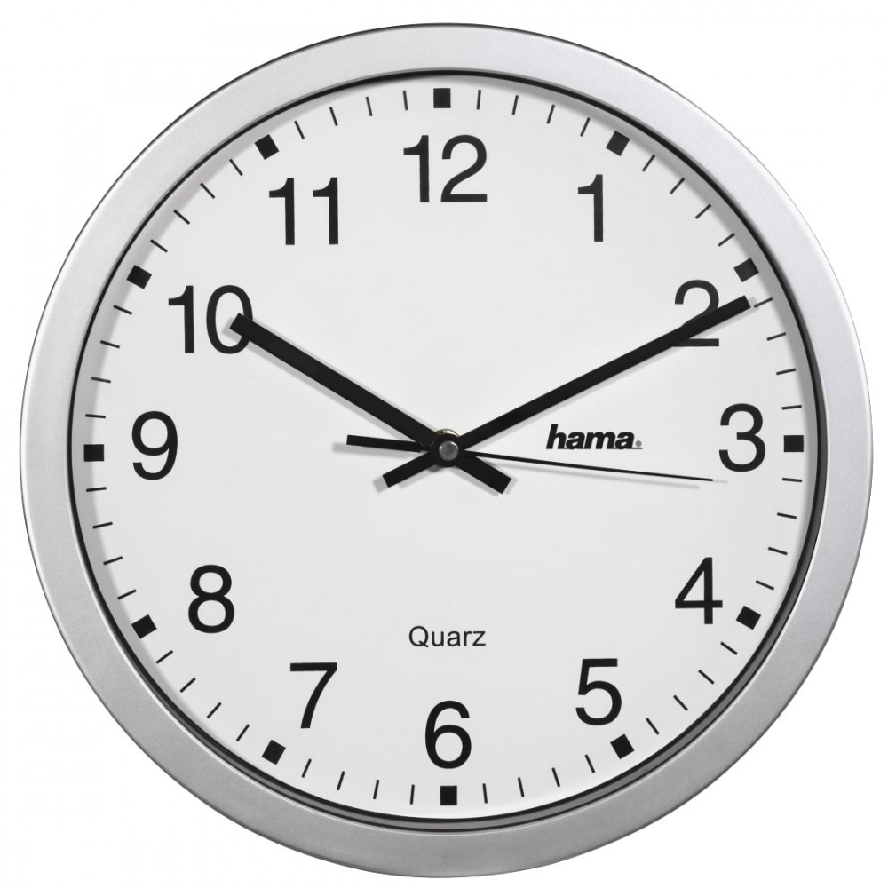 Wall clock Hama CWA100