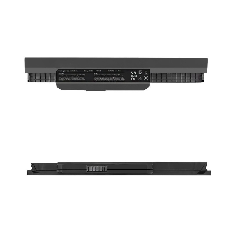 Notebook battery for Asus A32-K53, 4400mAh, 10.8-11.1V
