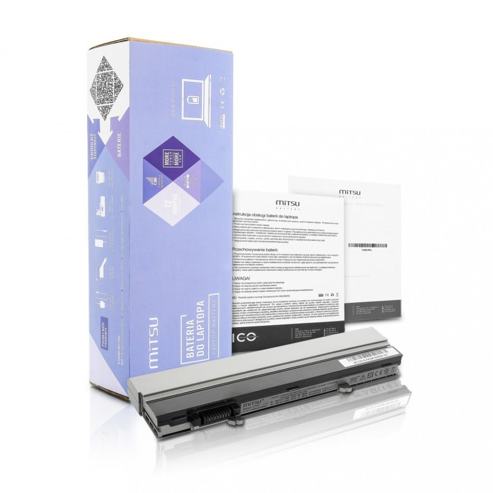 Battery for Dell Latitude E4300 4400 mAh (49 Wh) 10.8 - 11.1 Volt