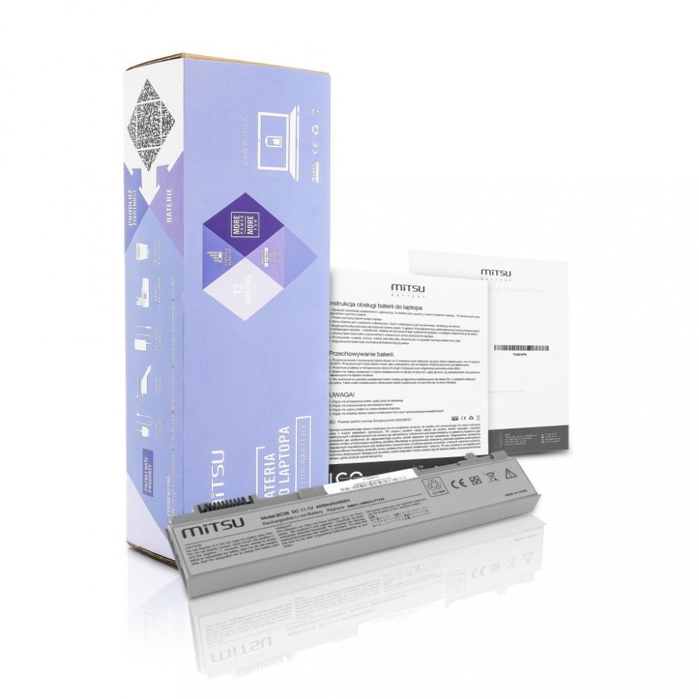 Battery for Dell Latitude E6400 4400 mAh (49 Wh) 10.8 - 11.1 Volt