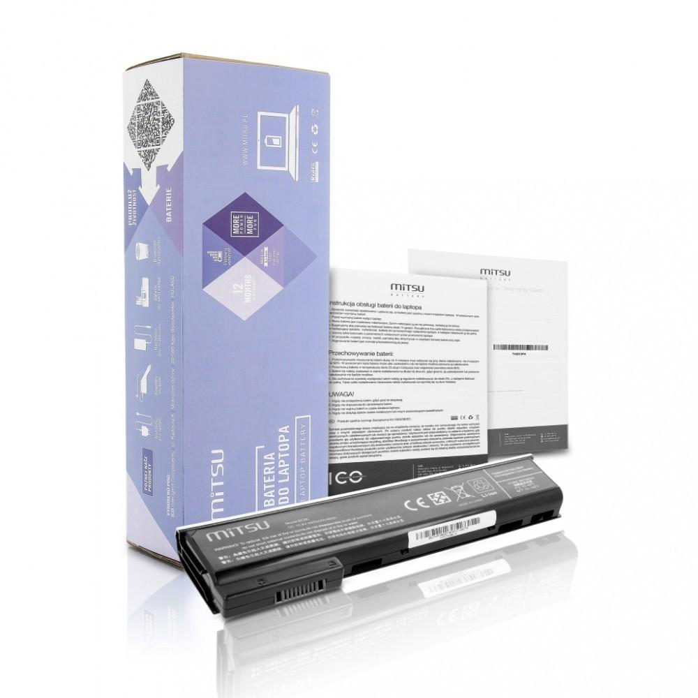 Battery for HP Probook 640 G0, G1 4400 mAh (48 Wh) 10.8 - 11.1 Volt