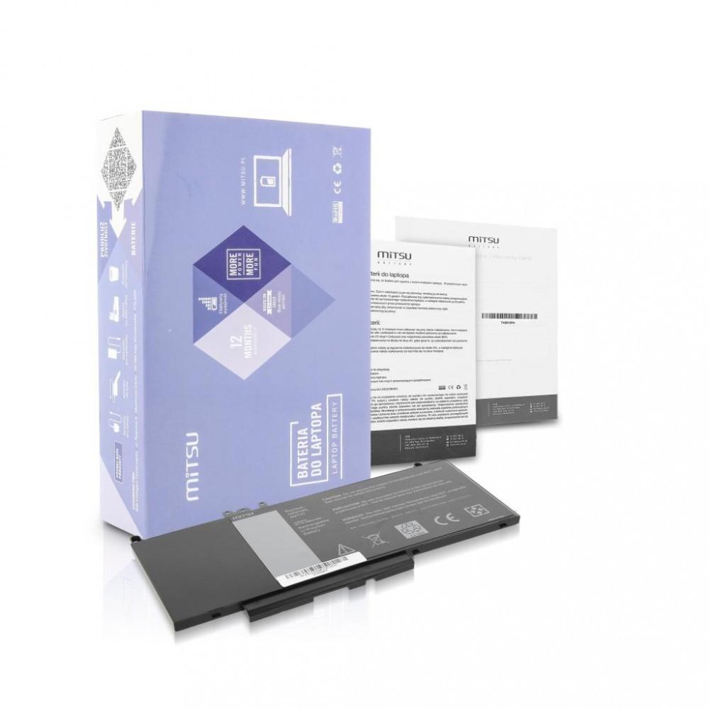 Battery Dell Latitude E5450,E5550,E5570 6900mAh