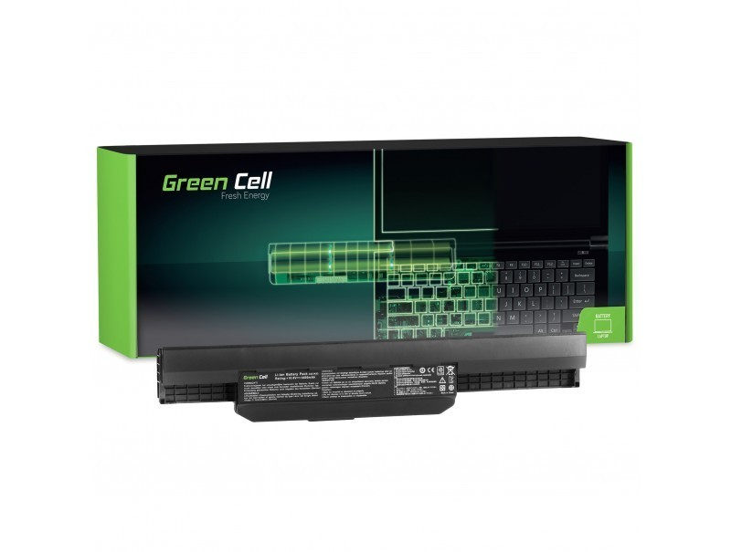 Battery for Asus A31-K53 11,1V 4400mAh