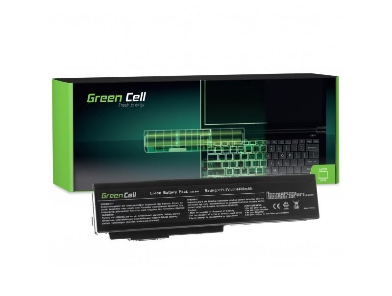 Battery for Asus A32-K72 11,1V 4400mAh