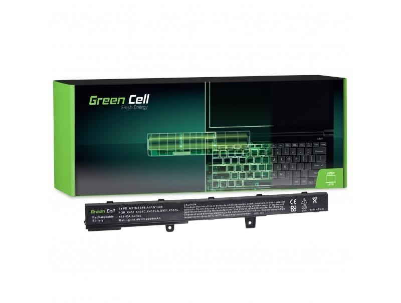 Battery for Asus R508 14,4V 2200mAh