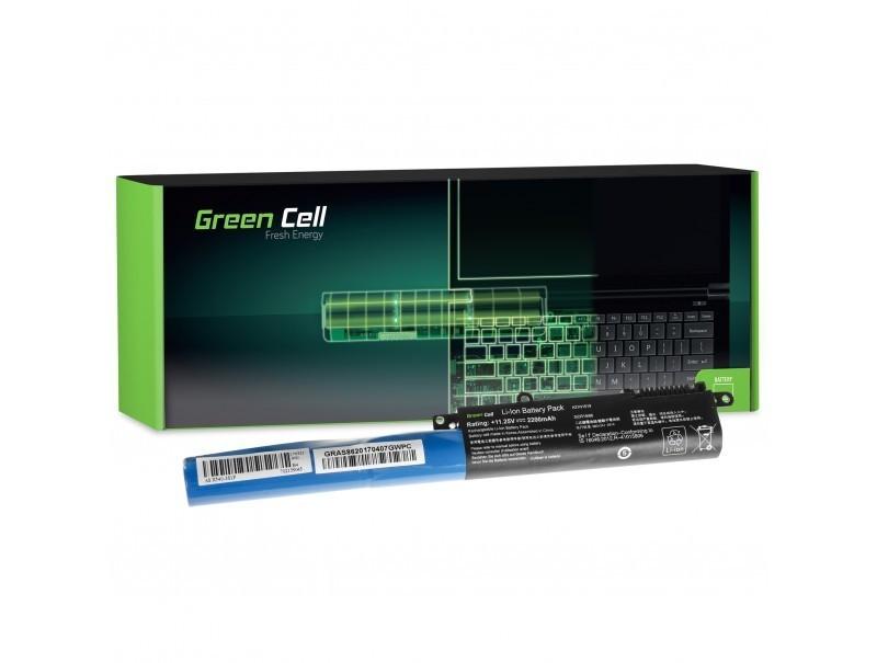 Battery for Asus F540 11,25V 2200mAh