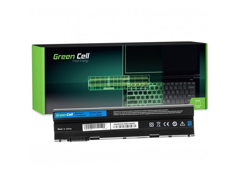 Battery for Dell E5520 11,1V 4400mAh