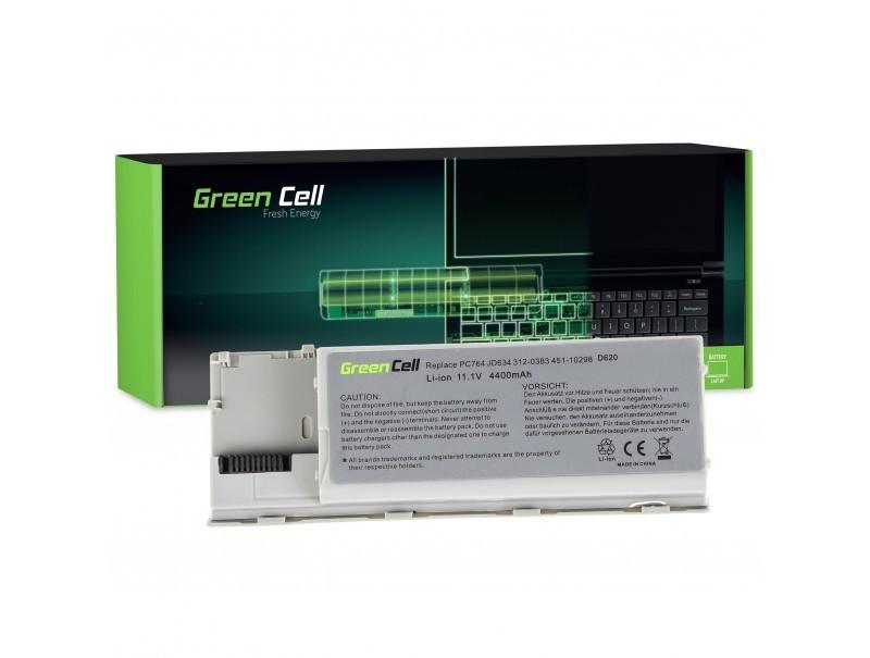 Battery for Dell D620 11,1V 4400mAh