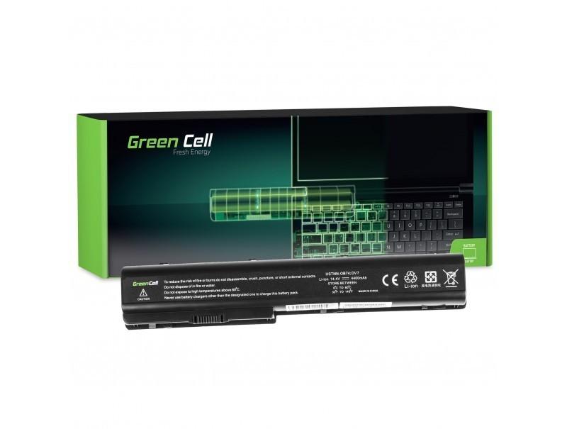 Battery for HP DV7 14,4V 4400mAh