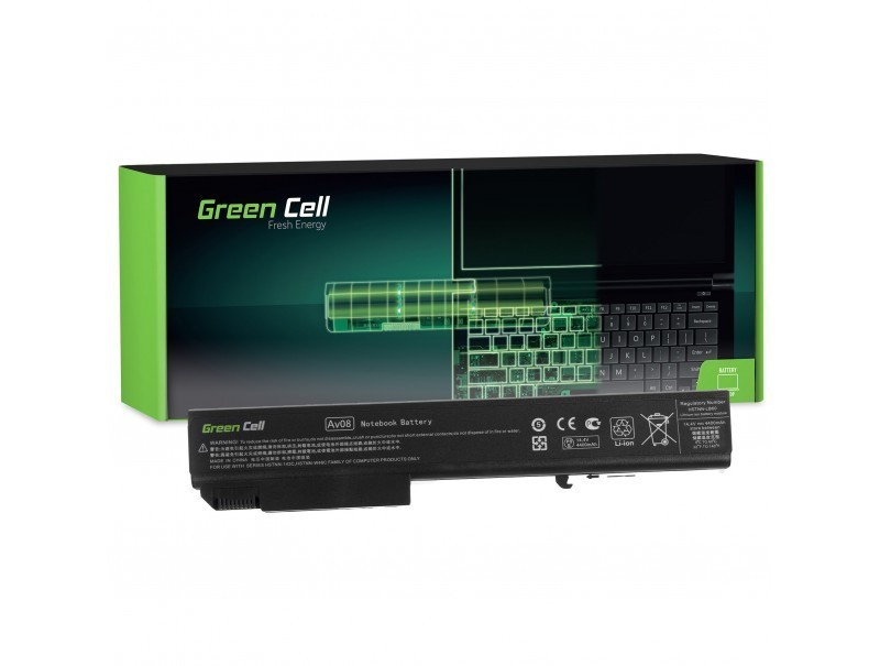 Battery for HP 8500 14,4V 4400mAh