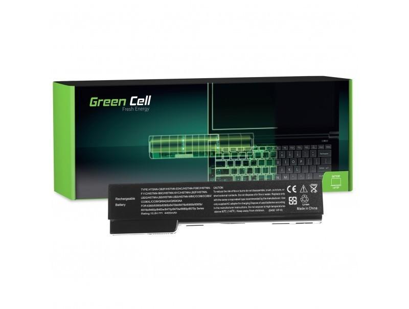 Battery for HP 8460p 11,1V 4400mAh