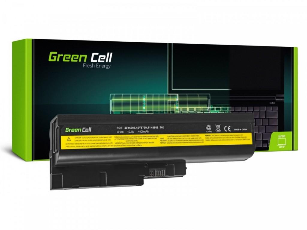Battery for Lenovo T60 11,1V 4400mAh