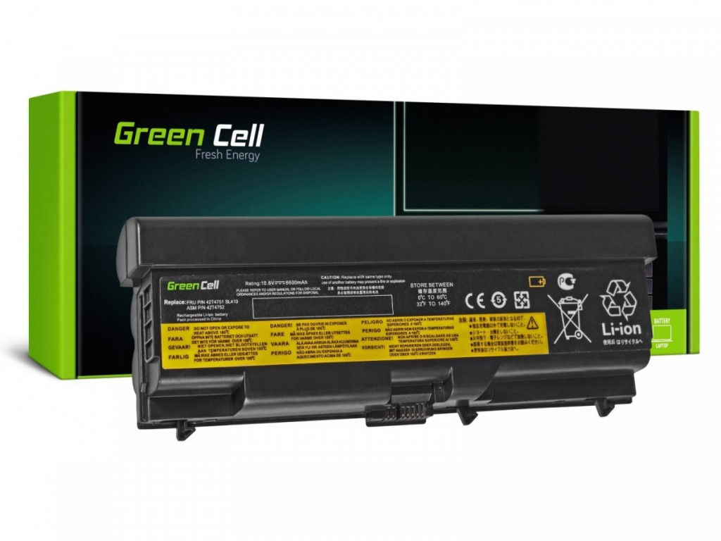 Battery for Lenovo T410 11,1V 6600mAh