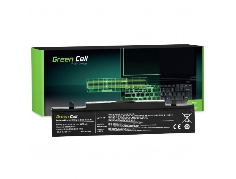 Battery for Samsung R519 11,1V 4400mAh