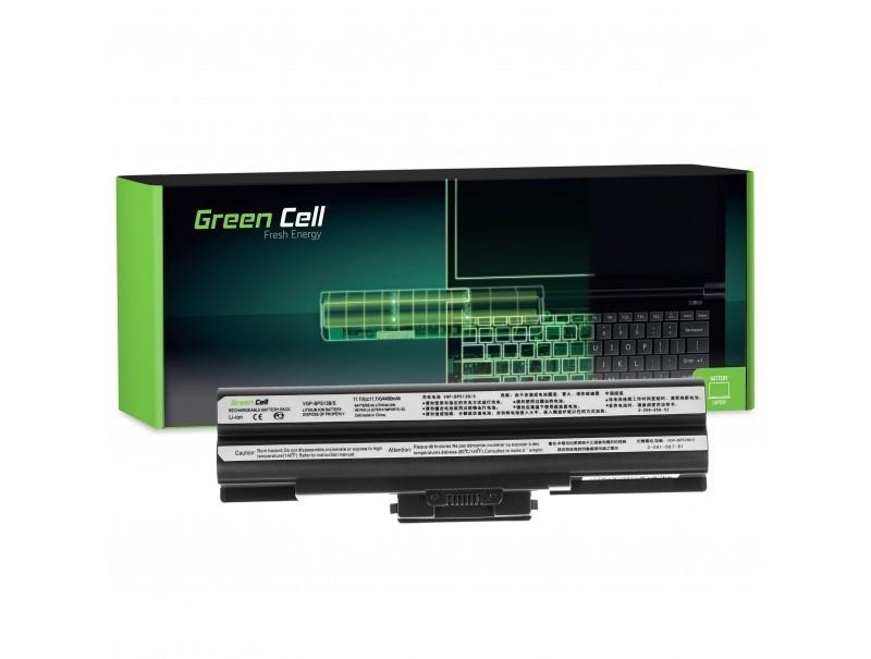 Battery for Sony Vaio VGP 11,1V 4400mAh