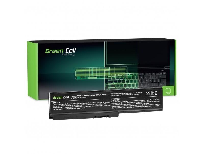 Battery for Toshiba C650 11,1V 4400mAh