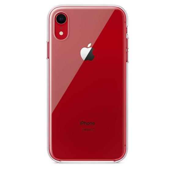 Case for iPhone XR - transparent