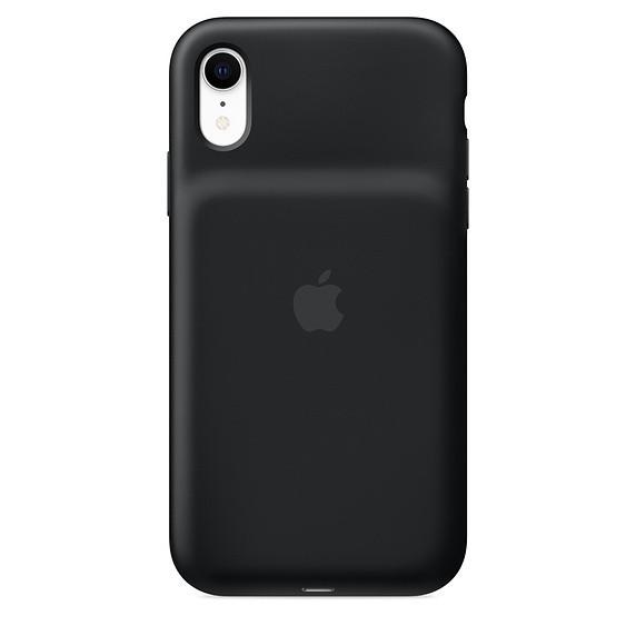 Case Battery iPhone XR Smart - black
