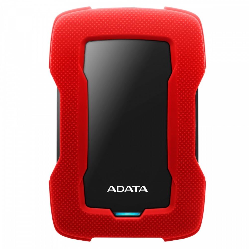 Durable Lite HD330 1TB 2.5'' USB3.1 Red
