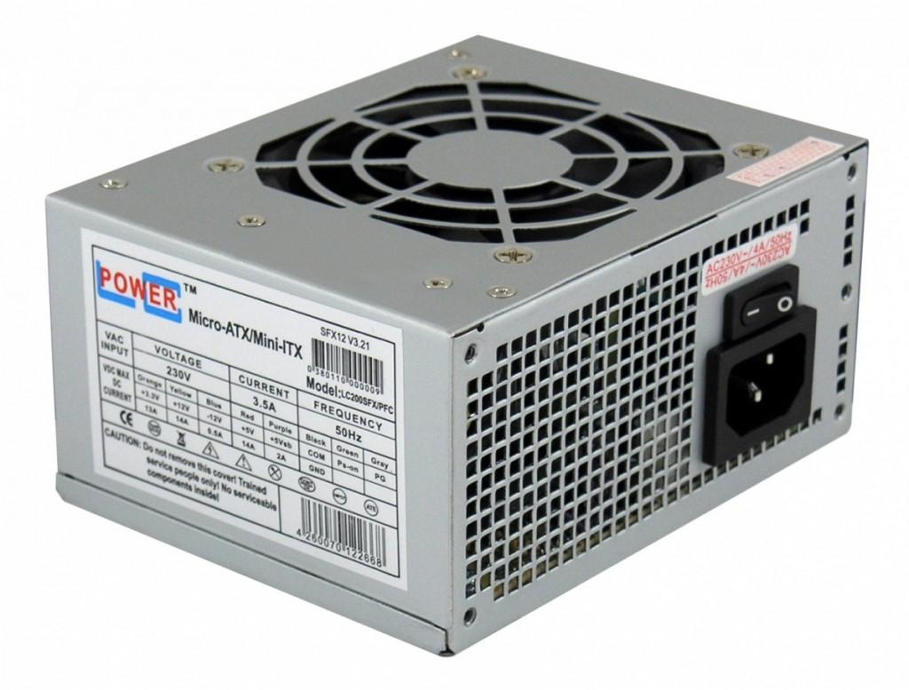 LC-POWER 200W LC200SFX PSU