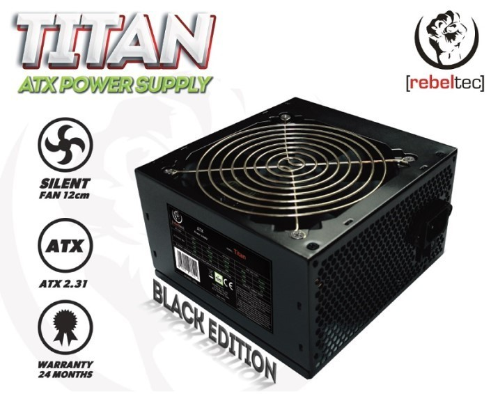 Power supplay ATX ver2.31 TITAN 450W