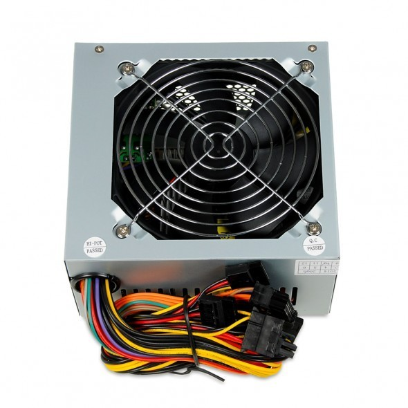 Power Supply 500 W CUBE II 12 CM FAN
