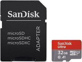 MEMORY MICRO SDHC 32GB UHS-I/SDSQUA4-032G-GN6MT SANDISK