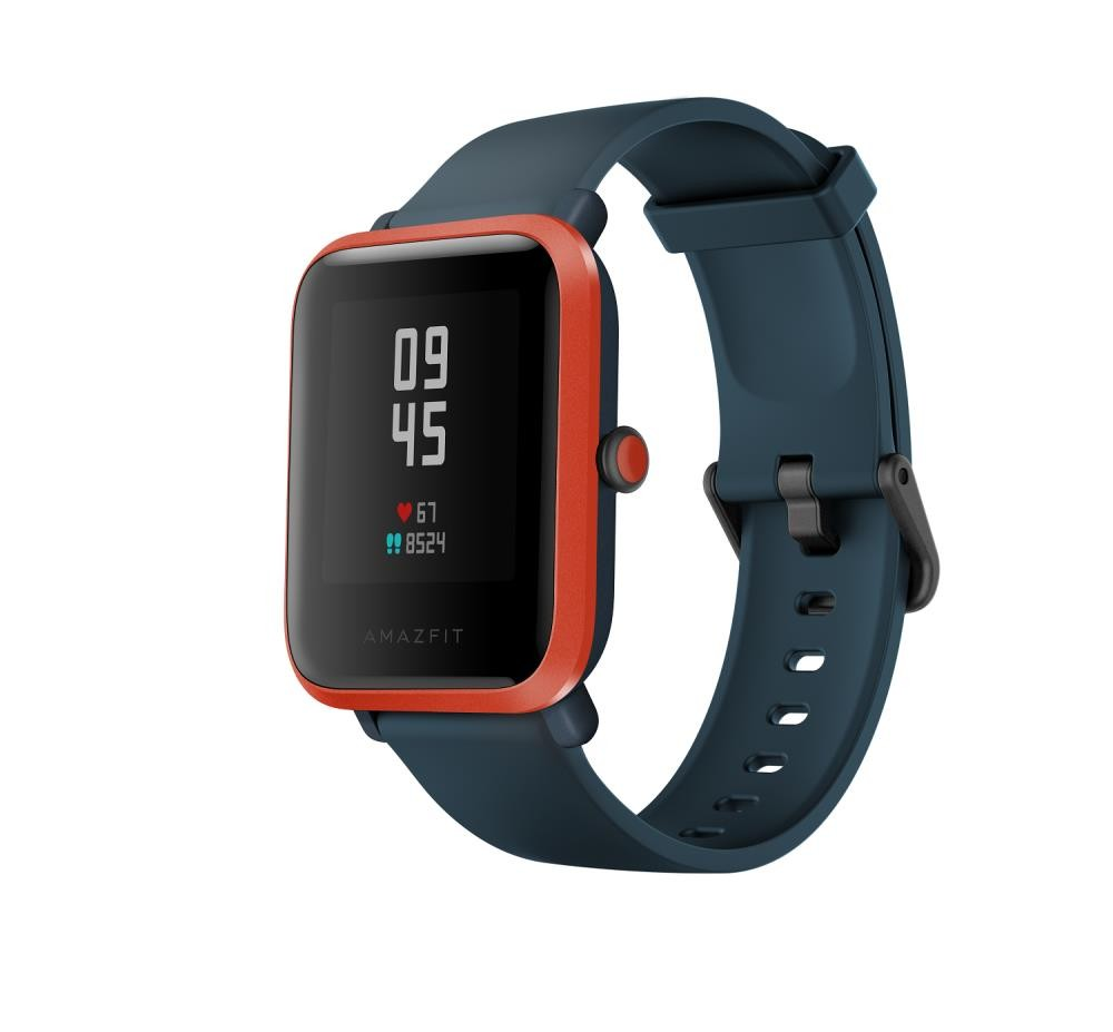 SMARTWATCH AMAZFIT BIP S/A1821 RED ORANGE XIAOMI