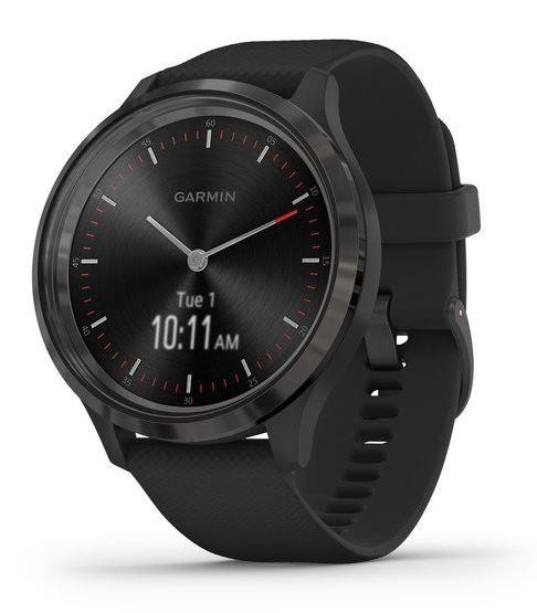 SMARTWATCH VIVOMOVE 3/SILV/BLACK 010-02239-21 GARMIN
