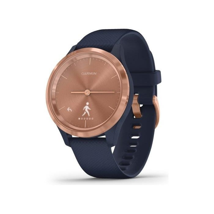 SMARTWATCH VIVOMOVE 3S/GOLD/NAVY 010-02238-23 GARMIN