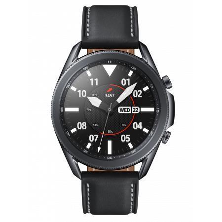 "Samsung Galaxy Watch3 SAMOLED 3,56 cm (1.4"") Must GPS (satelliit)"