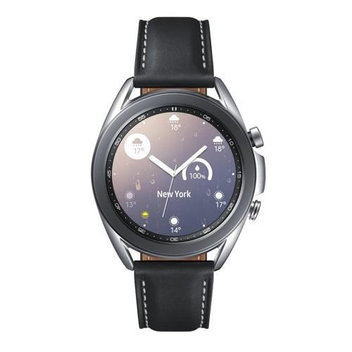 "Samsung Galaxy Watch3 SAMOLED 3,05 cm (1.2"") Hõbe GPS (satelliit)"