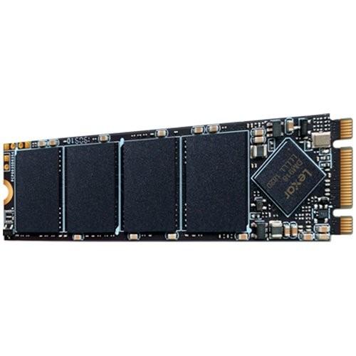 LEXAR NM100 256GB SSD, M.2 2280, SATA (6Gb/s), up to 550 MB/s read and 440 MB/s write EAN: 843367112098