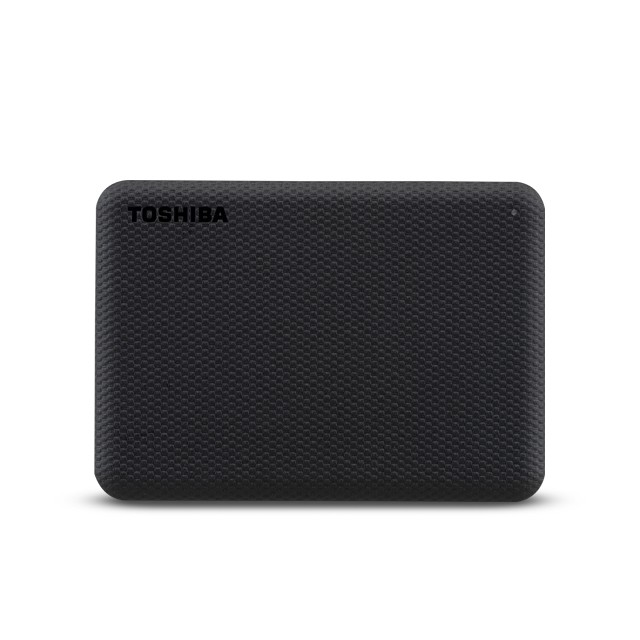 Toshiba Canvio Advance väline kõvaketas 4000 GB Must