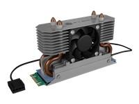 ICY BOX IB-M2HSF-702 Heat pipe heat sink