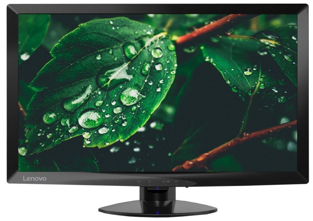 "Lenovo C24-10 65E3KAC1EU 23.6 "", TN, Anti-glare, FHD, 1920 x 1080, 16:9, 3 ms, 300 cd/m², Black, 1 x VGA, 1 x HDMI 1.4"