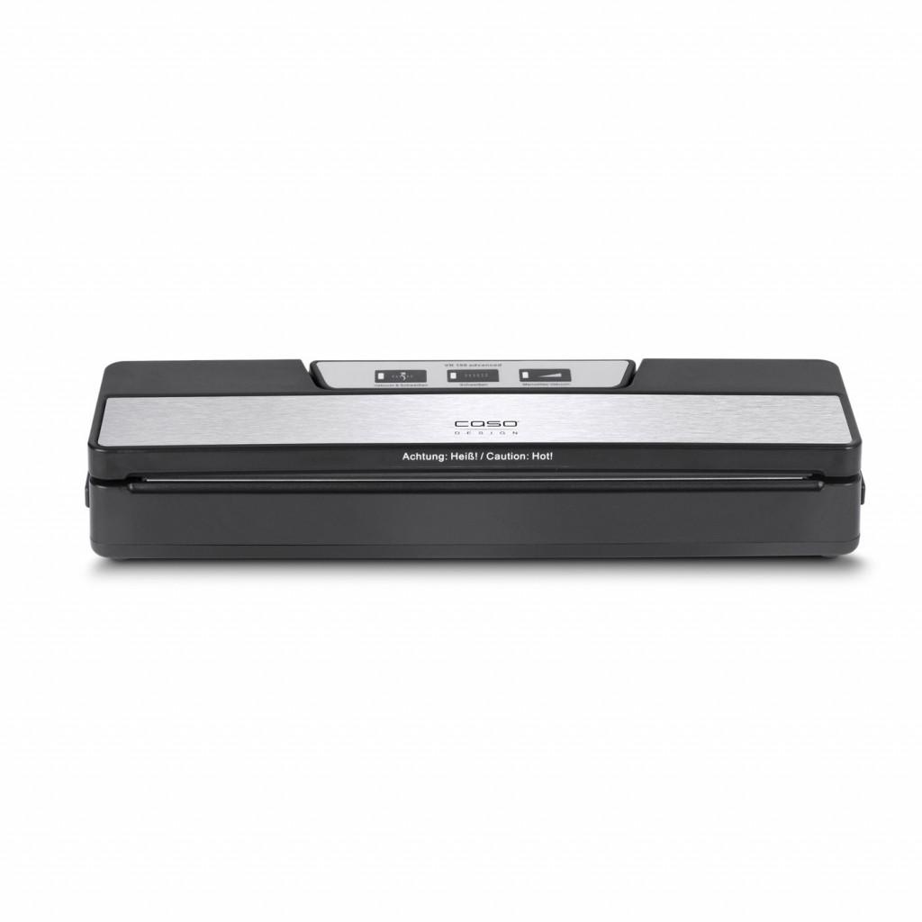 Caso Bar Vacuum sealer VR 190 advanced Power 100 W, Temperature control, Black
