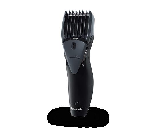 Panasonic Shaver ER-GB36-K503 Charging time 12 h, Black, Number of shaver heads/blades 1, 40 min