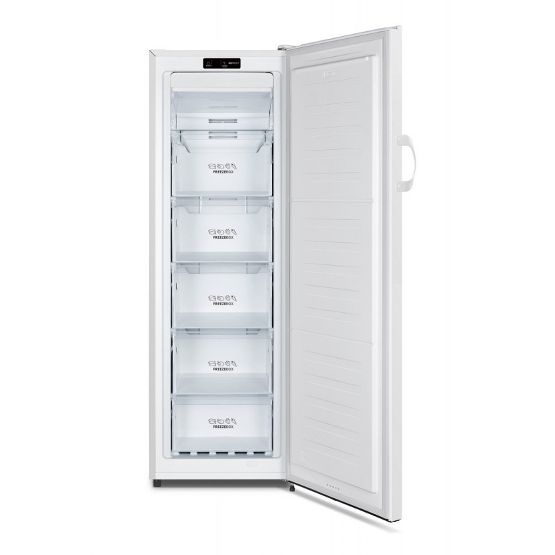 Gorenje Freezer FN4172CW Energy efficiency class E, Upright, Free standing, Height 169.1 cm, Total net capacity 194 L, No Frost system, White
