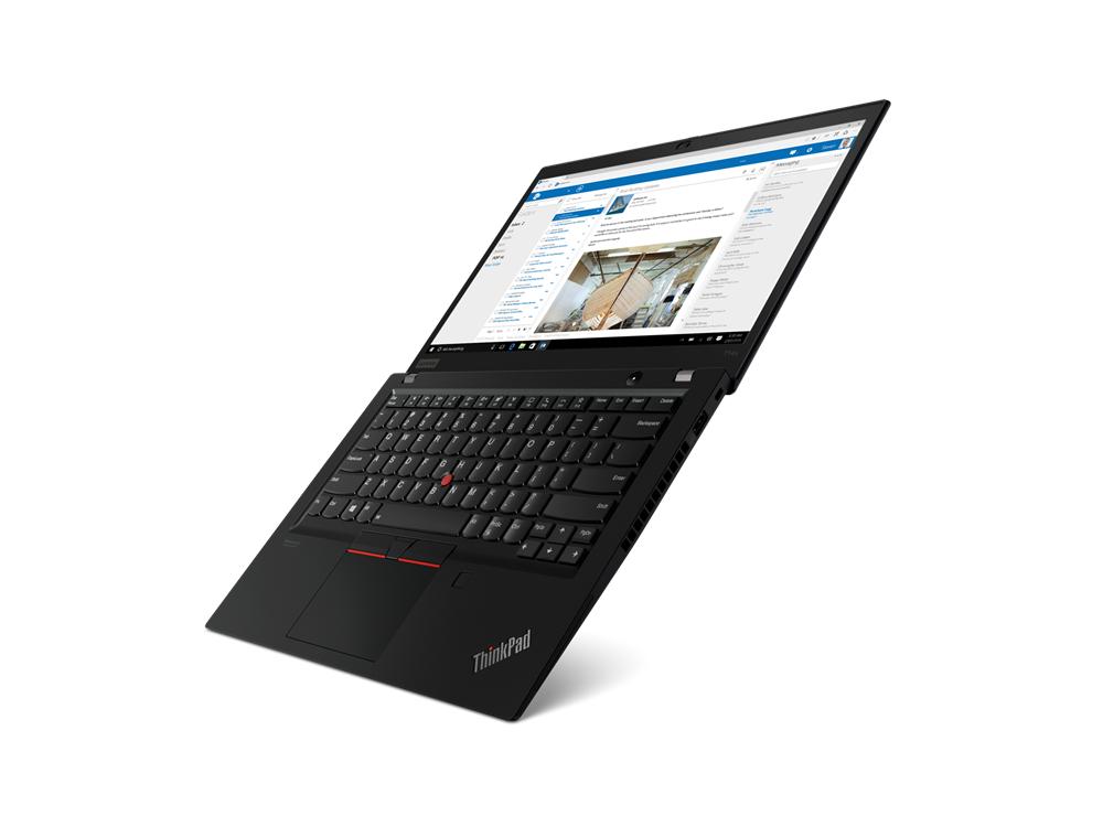 "Lenovo ThinkPad T14s (Gen 1) Black, 14.0 "", IPS, Full HD, 1920 x 1080, Matt, Intel Core i5, i5-10210U, 8 GB, SSD 256 GB, Intel UHD, No Optical drive, Windows 10 Pro, 802.11ax, Bluetooth version 5.0, LTE Upgradable, Keyboard language Nordic, Keyboard backlit, Warranty 36 month(s), Battery warranty 12 month(s)"