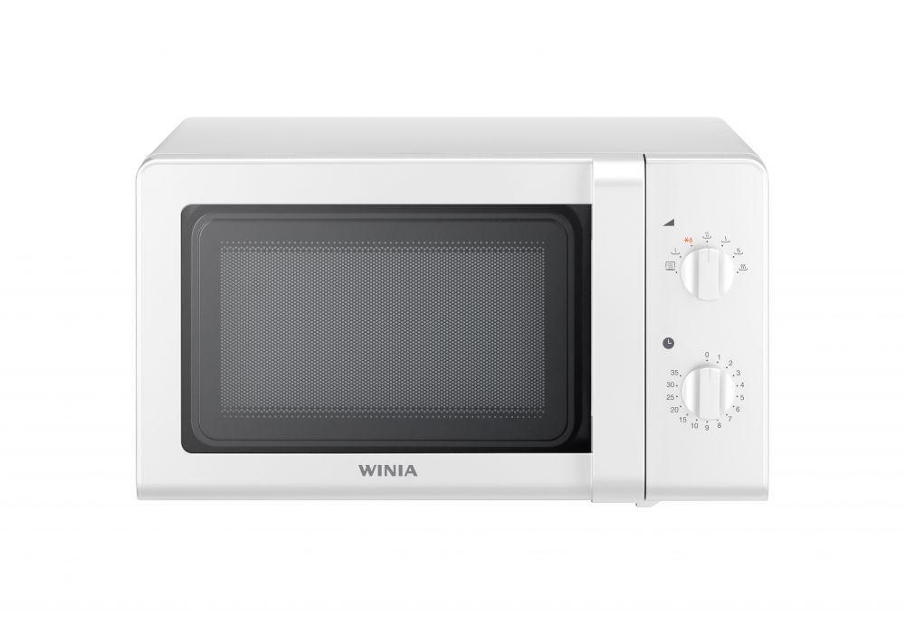 Winia Microwave oven KOR-6627WW Free standing, 700 W, White