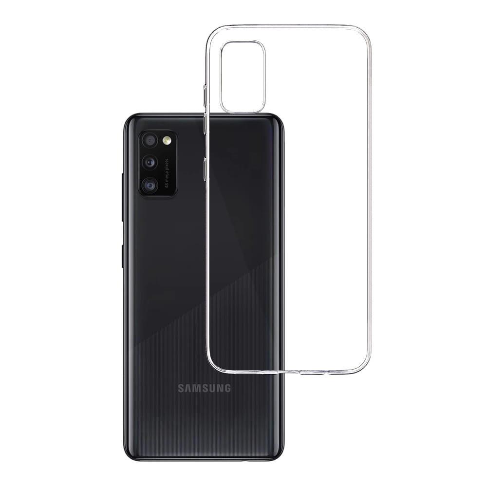 3MK For Samsung Galaxy A41, TPU, Transparent, Clear phone case