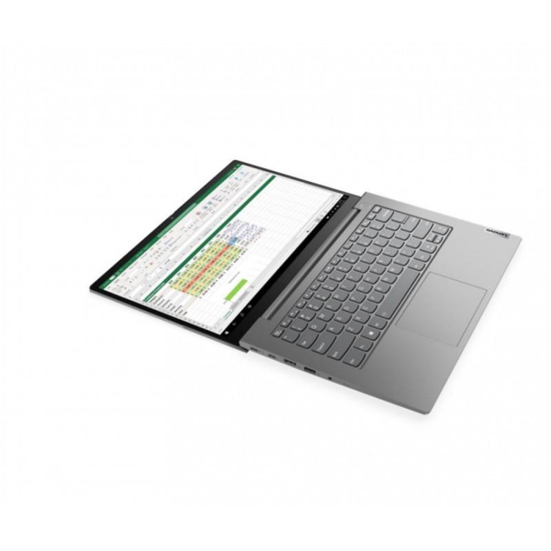 "Lenovo ThinkBook 14 ITL (Gen 2) Mineral Grey, 14.0 "", IPS, Full HD, 1920 x 1080, Matt, Intel Core i5, i5-1135G7, 8 GB, SSD 256 GB, Intel Iris Xe, No Optical drive, Windows 10 Pro, 802.11ax, Bluetooth version 5.1, Keyboard language English, Keyboard backlit, Warranty 12 month(s)"