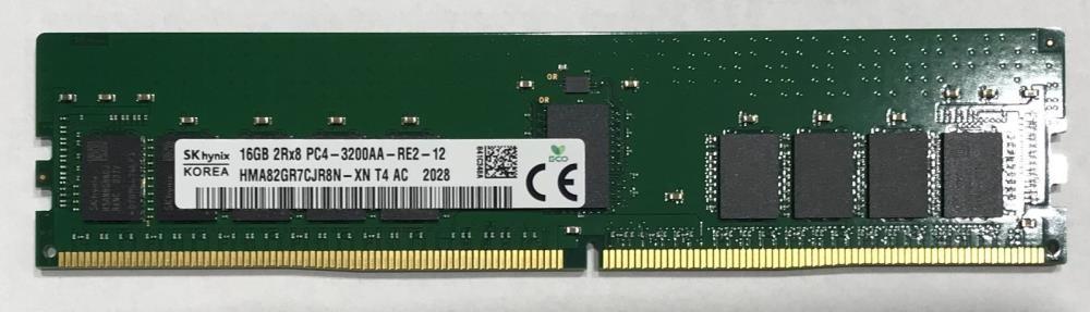 DELL AA799064 mälumoodul 16 GB DDR4 3200 MHz ECC