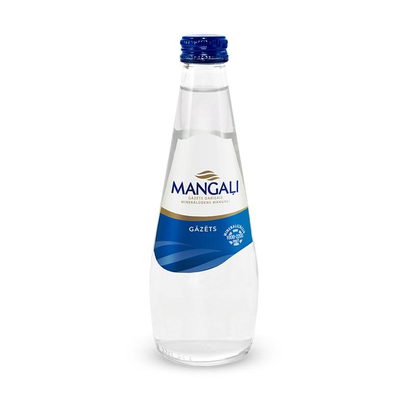 Mineraalvesi Mangali 0,33l, gaseeritud