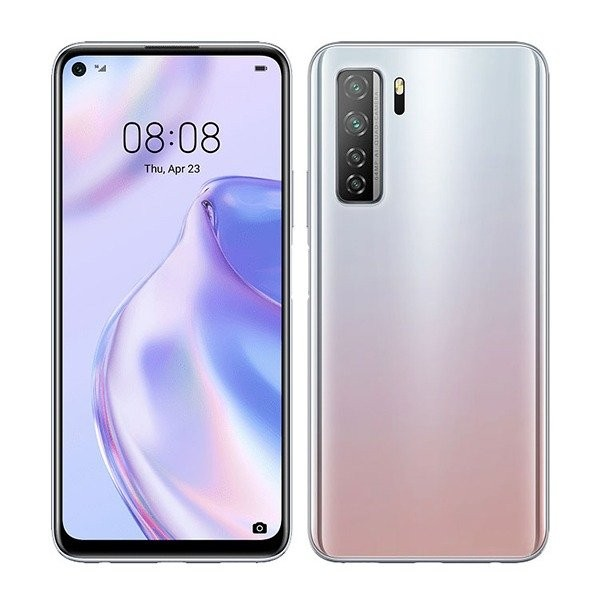 "Huawei P40 Lite 5G Silver, 6.5 "", LTPS IPS LCD, 1080 x 2400 pixels, Octa-core, Internal RAM 6 GB, 128 GB, NM SD, Dual SIM, Nano-SIM, 3G, 4G, 5G, Main camera 64+8+2+2 MP, Secondary camera 16 MP, Android, 10.0, 4000 mAh"
