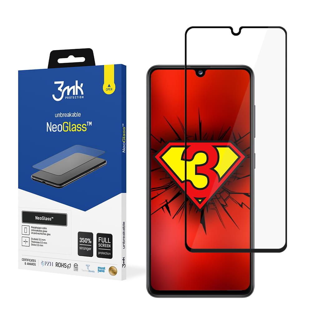 3MK For Samsung Galaxy A41, NeoGlass, Black